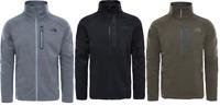The North Face TNF Canyonlands Full Zip Mens Jacket Warm Fleece Pullover New
