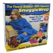 Lote De Trabajo Marca Nuevo Super Suave Polar Snuggle Wrap Manta Con Mangas