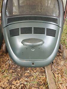 1974 Volkswagen Beetle Trunk Lid