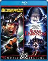 New: METAMORPHOSIS/BEYOND DARKNESS (Double Feature) BLU-RAY