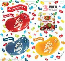 3D JELLY désodorisant Ensemble cadeau Cherry MYRTILLE Mandarine Bean bonbons