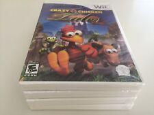 Crazy Chicken Tales (Nintendo Wii, 2010) WII NEW