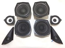 2006-2008 BMW Z4 Speaker Set, Top HiFi / Redstar 2 / Set of 8 / E85 / E86 Z4014