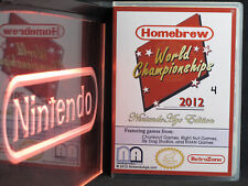 NES Nintendo Homebrew World Championships 2012 NA Limited Edition 4/67 RARE