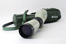 Nikon D= 60 P Fieldscope with 30x  From Japan #199997
