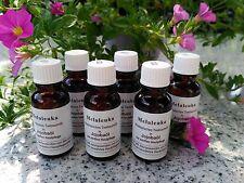 6 Melaleuka alternifolia in Jojobaöl, 6 x 20 ml Teebaumöl, Original von Omega