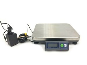 Mettler Toledo Ariva Scale 30 LBS Avria-S-131 w/ Power Adapter & Cables