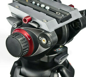 Manfrotto 504HD Pan/Tilt Head with 75mm Bowl - BRAND NEW