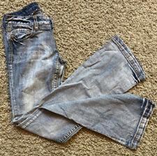 Amethyst Women's Jeans-Light Wash/Size 5(29x31)