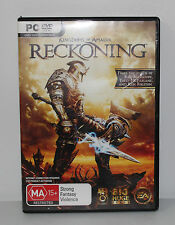 KINGDOMS OF AMALUR RECKONING PC GAME COMPLETE