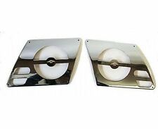 Front Speaker Grills with Eagles for Honda Goldwing GL1500 '88-'00  (15673-134)
