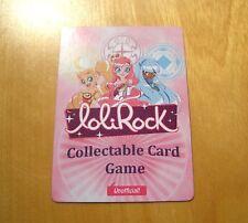 Lolirock 'Magical' Trading cards 10 11 Carissa Princess Transformed Merchandise