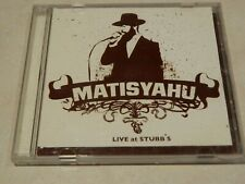 Live at Stubb's by Matisyahu (CD, Jun-2006, BMG (distributor))