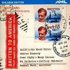 Britten: Britten to America, New Music