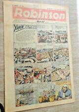 ROBINSON n°269 de 1941