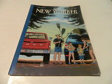 THE NEW YORKER MAGAZINE AUGUST 20 2018 - SAFE TRAVELS