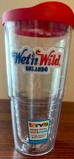 New listing Universal Wet 'n Wild Orlando 24 Oz Tervis Tumbler