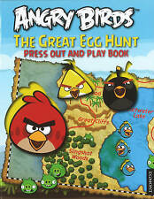Angry Birds: The Great Egg Hunt Press Out and Play Book, Egmont Books Ltd, New B