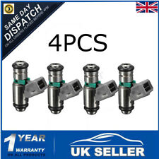 4x Petrol Fuel Injector IWP042 For Renault Clio SPORT 172/182 Megane Scenic UK