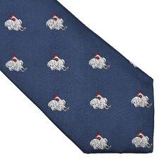 Hermès Paris Krawatte Tie SELTEN Hahn Rooster Fussball Frankreich Football Socce