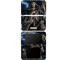 Vinyl Skin Decal Cover for Nintendo 3DS XL LL - The Reaper Skull