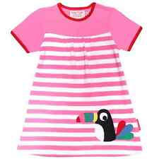 BNWT Toby Tiger Toucan Dress 6-12 months