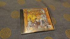 Escape From Monkey Island (PC, 2000) Vintage Rare Video Game