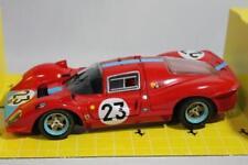 1:18 Jouef Evolution Ferrari 412P #23 Le Mans '67