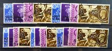 GB 1948 Olympic Games GB OPT's 5 Sets Fine/Used Cat £57.50 SEE BELOW NB4862