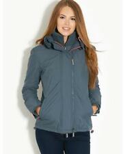 ⭐ £70 NEW Superdry Hooded Arctic Windcheater Womens XL School Coat Jacket Large