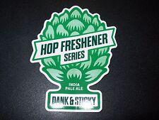 HOP CONCEPT Freshener Dank & Sticky STICKER decal craft beer brewery brewing