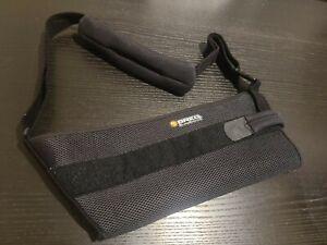 Breg SlingShot 2 Arm Sling Large | Great Condition! Black