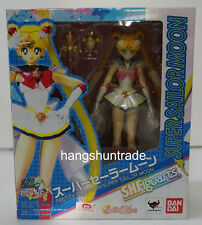 Bandai S.H.Figuarts Pretty Guardian Super Sailor Moon S Action Figure