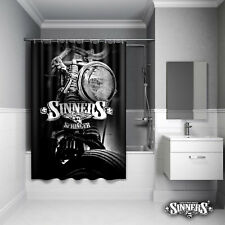 Biker Shower Curtain Harley-Davidson SPRINGER