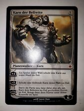 Mtg karn liberated German  x 1 great condition