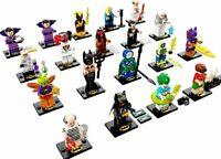 Lego Batman Movie Series 2 Minifigures - Choose Your Minifigure 71020 NEW