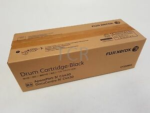 Fuji Xerox Genuine CT350895 Drum Cartridge Black for ApeosPort-IV C4430