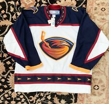 Atlanta Thrashers CCM Size 56 Authentic Jersey NWTs Defunct NHL Rare Vintage