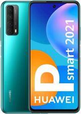 "HUAWEI P Smart 2021 6.67"" 4/128GB DualSim Verde Green NO SERVIZI GOOGLE GRADO B"