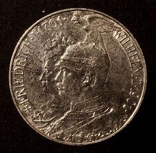 Kgr. Preußen, 5 Mark 1901 A, 200 Jahre Königreich