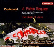 Penderecki: A Polish Requiem, The Dream of Jacob / Pederecki, Stockholm Po- CD