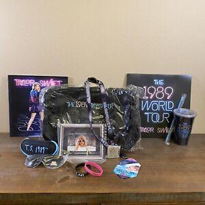 Taylor Swift 1989 World Tour VIP Pack Commemorative Merchandise Concert Bundle