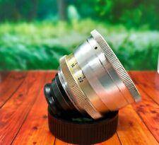 KMZ !!! EX +++! MC JUPITER 12 2.8x35mm lens for Leica M39 sn 6009012 EX+++!!!