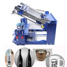 Curved Screen Press Printer E Grade Manual Printing Machine screen printing Usa