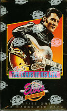Elvis Presley ~ Cards of his Life ~ Complete Series 1 Box ~ Sealed