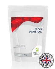Iron Mineral 14mg Tablets Hemoglobin