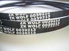 Wolf Keilriemen für Scooter SV 4 und OHV3 Fahrantrieb Nr. 0039209, 0039213, E046