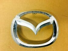 "2006-2007 Mazda Speed6 Rear Emblem Nameplate /""MAZDASPEED/"" OEM NEW GP9A-51-721"