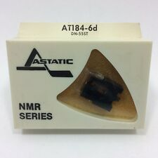 PHONOGRAPH NEEDLE AUDIO-TECHNICA DN55ST IN ASTATIC PKG AT184-6D, NOS/NIB