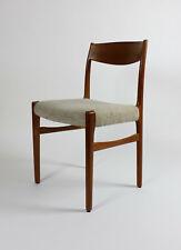 Teak-Stuhl, dänisches Design, 1960er, danish mid century modern